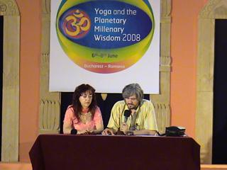 The International Yoga Congress Bucharest Romania October 2010 – Updated 15th October