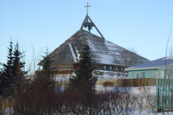 Sólheimar church