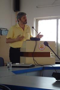 haridwar lecture Advaita Stoian