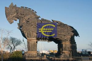 "The EURO ""Trojan Horse"""