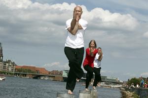 Cultural Harbor Festival (Kulturhavn) 2012's Prize Goes to Yoga!