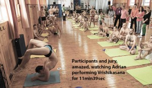 Surprises, Gratefulness and Fulfillment at Home-Yoga Congress 2012
