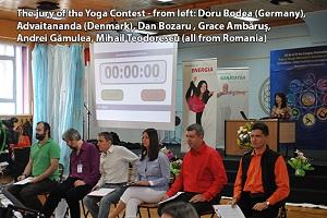 yoga jury