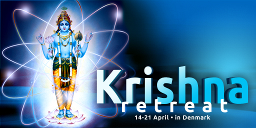 Krishna Retreat 14th-21st April 2014