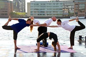International Yoga Day 8th October 2010