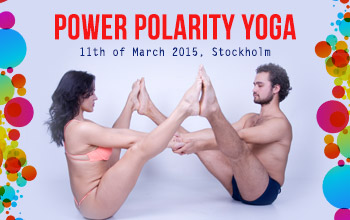 Power Polarity Yoga, 11th of March 2015, Stockholm
