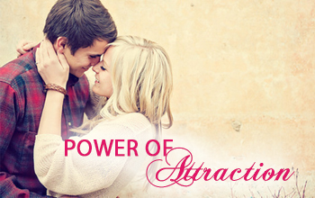 Power of Attraction Weekend – 13th – 14th February 2016