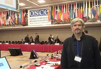 SPIRITUAL HUMAN RIGHTS – OSCE HDIM 2015