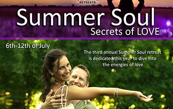 Summer Soul – Secrets Of Love – 6-12. Juli 2016