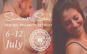 6-12 July 2017, Denmark – Summer Soul: Polarity Retreat