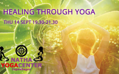 14 September 2017, Copenhagen, Denmark – Healing Through Yoga