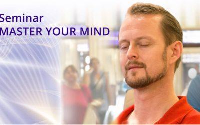 18 October 2017, Copenhagen, Denmark – Master Your Mind Seminar