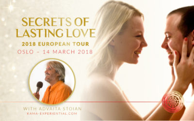 14 March 2018, Oslo, Norway – Secrets of Lasting Love