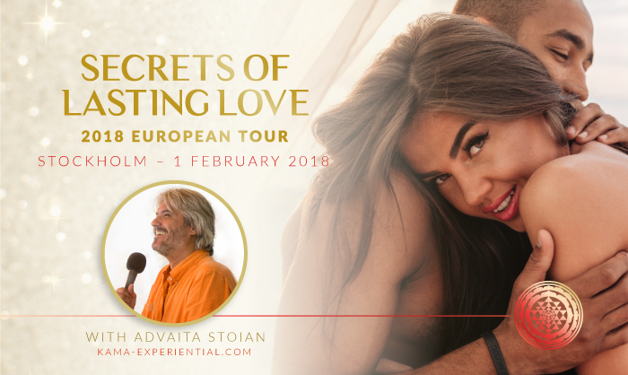 1 February 2018, Stockholm, Sweden – Secrets of Lasting Love