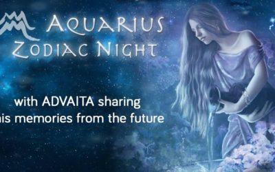 10 February 2018, Copenhagen, Denmark – Aquarius Zodiac Night