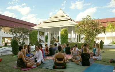 17-23 February, Chiang Mai, Thailand – Attraction Between the Masculine and the Feminine Retreat