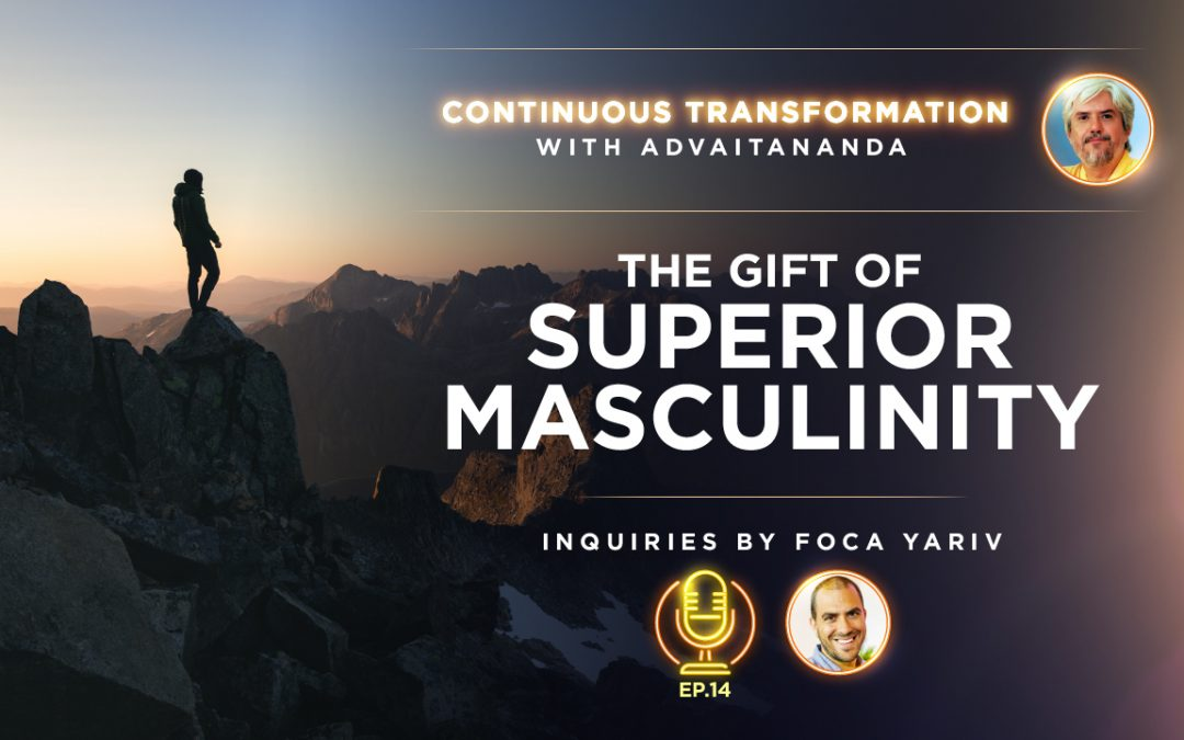 Episode 14: The Gift of Superior Masculinity (Inquiries by Foca Yariv)